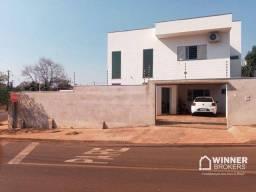 Sobrado com 2 dormitórios à venda, 150 m² por R$ 380.000,00 - Jardim Novo Bertioga - Saran