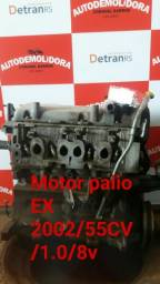Motor palio fire 2002