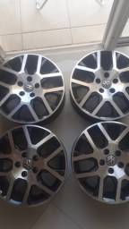 Rodas 15 Saveiro Cross 5 x 100