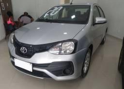 Título do anúncio: Toyota Etios 2020 SD XPLUS FLEX AUTOMÁTICO