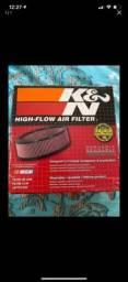 Filtro de ar k&n