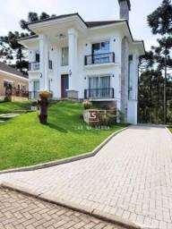 Casa com 4 dormitórios à venda, 425 m² por R$ 5.300.000,00 - Aspen Mountain - Gramado/RS