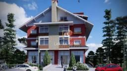 Apartamento com 1 dormitório à venda, 62 m² por R$ 799.000,00 - Avenida Central - Gramado/