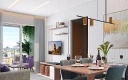 Apartamento com 2 dormitórios à venda, 58 m² por R$ 399.900 - Itaparica - Vila Velha/ES