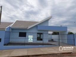Casa com 2 dormitórios à venda, 67 m² por R$ 190.000 - Jardim Santa Rosa - Mandaguaçu/PR
