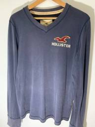 Título do anúncio: Blusão Hollister unissex