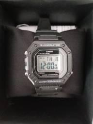 Relógio casio w218h original a prova d água