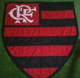 Bandeira Escudo do Flamengo
