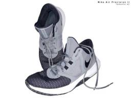 Tênis Nike Air Precision II Masculino - Tamanho 42 - Usado