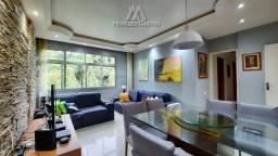 Título do anúncio: APAIXONANTE! Todo Modernizado. Sala 2 ambientes, 3 quartos, 1suíte, cozinha planejada e ho