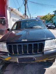 Jeep grand cherokee limited ano 2000