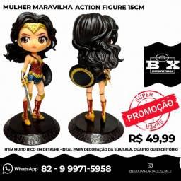 Mulher Maravilha Action Figure 15cm