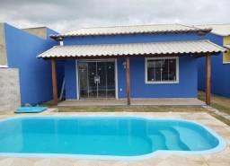SK26/ Tem piscina no quintal com área gourmet