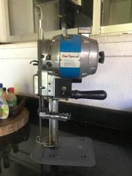 Máquina de cortar tecidos sun special 8 polegadas