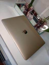 MacBook (Retina, 12-inch, Early 2015) Dourado - Impecável