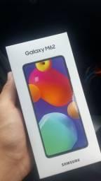 Título do anúncio: Galaxy M62 LACRADO