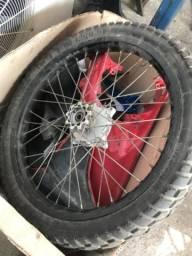 Roda completa de xre Com pneu
