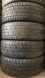 Jogo de pneus 20 Amarok , Ranger 275/55 R20 Continental +85%