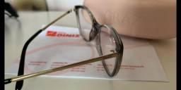 Armação de óculos GRAZI MASSAFERA.