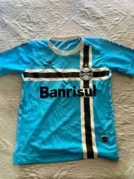 Camisa Oficial Topper Tamanho (14 anos infantil) - Time Grêmio
