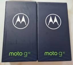 Título do anúncio: Motorola Moto G10 - Cinza - 64Gb - Promoção