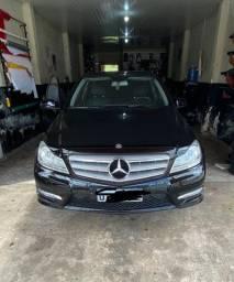 Título do anúncio: Carro Mercedes c 180 2013