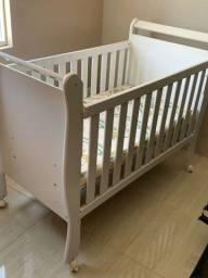 Título do anúncio: Berço de bebê completo