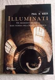 Livro Illuminati - Os Segredos Da Seita Temida- Paul H. Koch