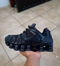 Tênis Nike 12 molas REFLETIVO (Nnney-mar Shox)  <br>