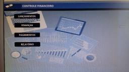 Planilha Controle Financeiro Com Controle De Parcelas