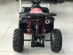 Quadriciclo Taurus Vermelho 110cc