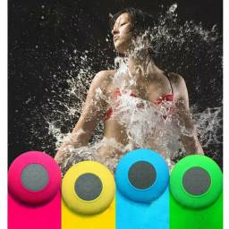 Caixinhas de som resistente a água
