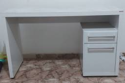 Título do anúncio: Escrivaninha kappesbeeg branca usada