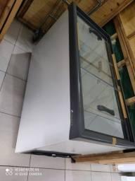 Freezer Horizontal porta sólida e de Vidro - 410 e 510 litros - Gelopar - Produto NOVO