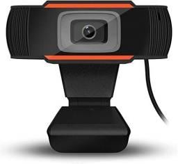 Webcam Full HD 1080p com Microfone Integrado Usb