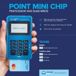 Point Mini Chip Não precisa de celular