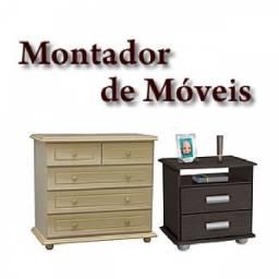 Montador de Móveis fretes armários de cozinhas, escritórios, Painéis