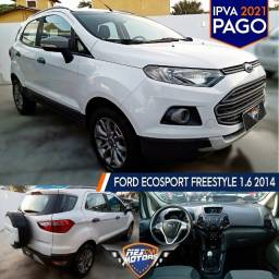 Ford Ecosport Freestyle 1.6 2014 Completo