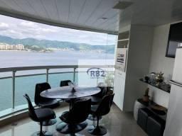 Título do anúncio: Apartamento com vista deslumbrante para o mar, fino acabamento e mobilía de luxo