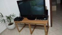 "TV LG 42"" HDMI tela plana - Pra vender hoje"