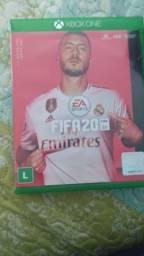 Título do anúncio: FIFA 20 XBOX ONE