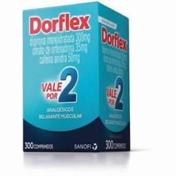 Dorflex 30 cartela com 10cp (oferta) 115,00