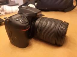 Nikon d7200 em 10x sem juros