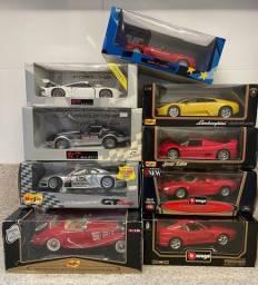 Miniatura de carros de luxo - Usado.