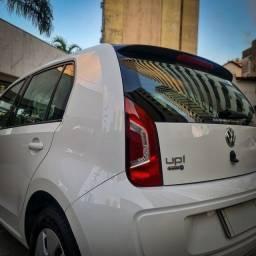 Título do anúncio: Volkswagen UP! Take teto preto 2015 Unica dona