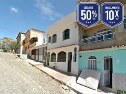 EF) JB17628 - Casa com 3 quartos na cidade de Ubá em LEILÃO