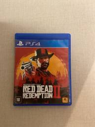 Red Dead Redemption 2 - ps4 conservado