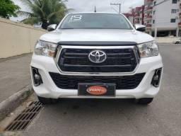 Título do anúncio: Toyota - Hilux 4X4 Diesel Mec