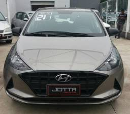 Título do anúncio: Hyundai HB20 1.0 Sense Prata 2021