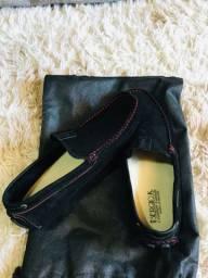 Sapato mocassim Sérgio K